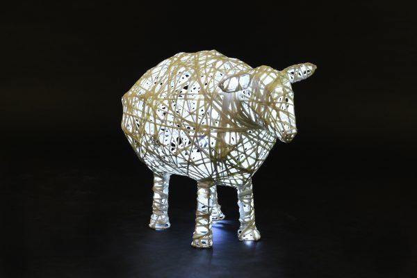 Mouton 02 lumineux