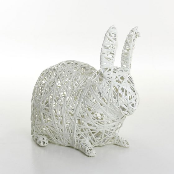 Lapin 02, structure 3D, fibre minérale