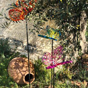 Trio de papillons